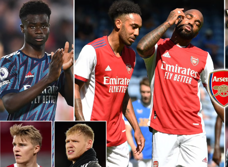 Some Arsenal players have not been vaccinated